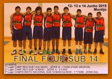 Scalipus SUB 14  segue para a Fase Final